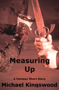 Measuring Up Cover
