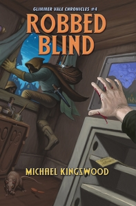 Robed Blind Front Cover - Proposed