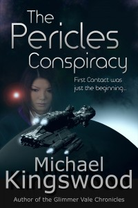 The Pericles Conspiracy Cover