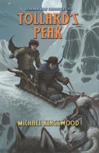 Tollard's Peak Ebook Cover - 600x900